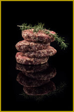 Load image into Gallery viewer, Burger Patties, 720g Pack