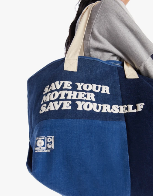 Mother Denim Tote