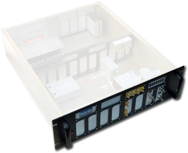 Replacement Front panel for MRK-3-1, 3U Rack-mount, 12 module positions