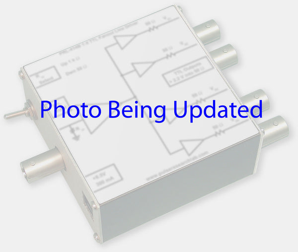 PRL-Triax-BNC, Adapter module, 2 Triax to 4 BNC Female
