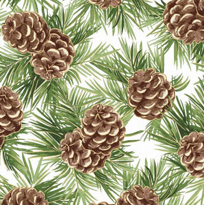 Maywood Studio Glad Tidings Pinecones