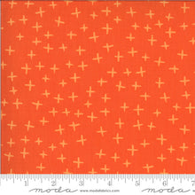 Load image into Gallery viewer, Moda Fabrics - Zen Chic Quotation Clementine Cross