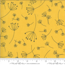 Load image into Gallery viewer, Moda Fabrics - Zen Chic Quotation Mustard