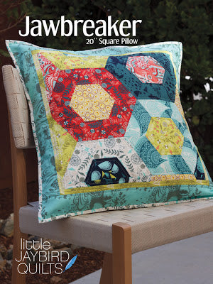 little JAYBIRD QUILTS Jawbreaker Pattern