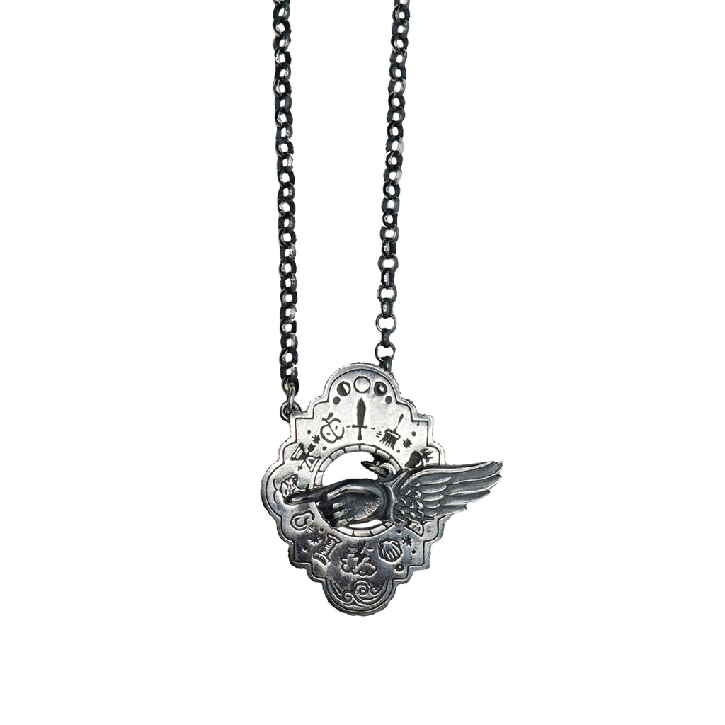 Compass of Fortune Necklace