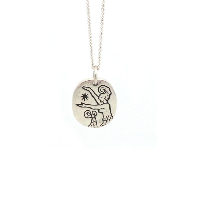 Hunt Of Hounds Siren Necklace