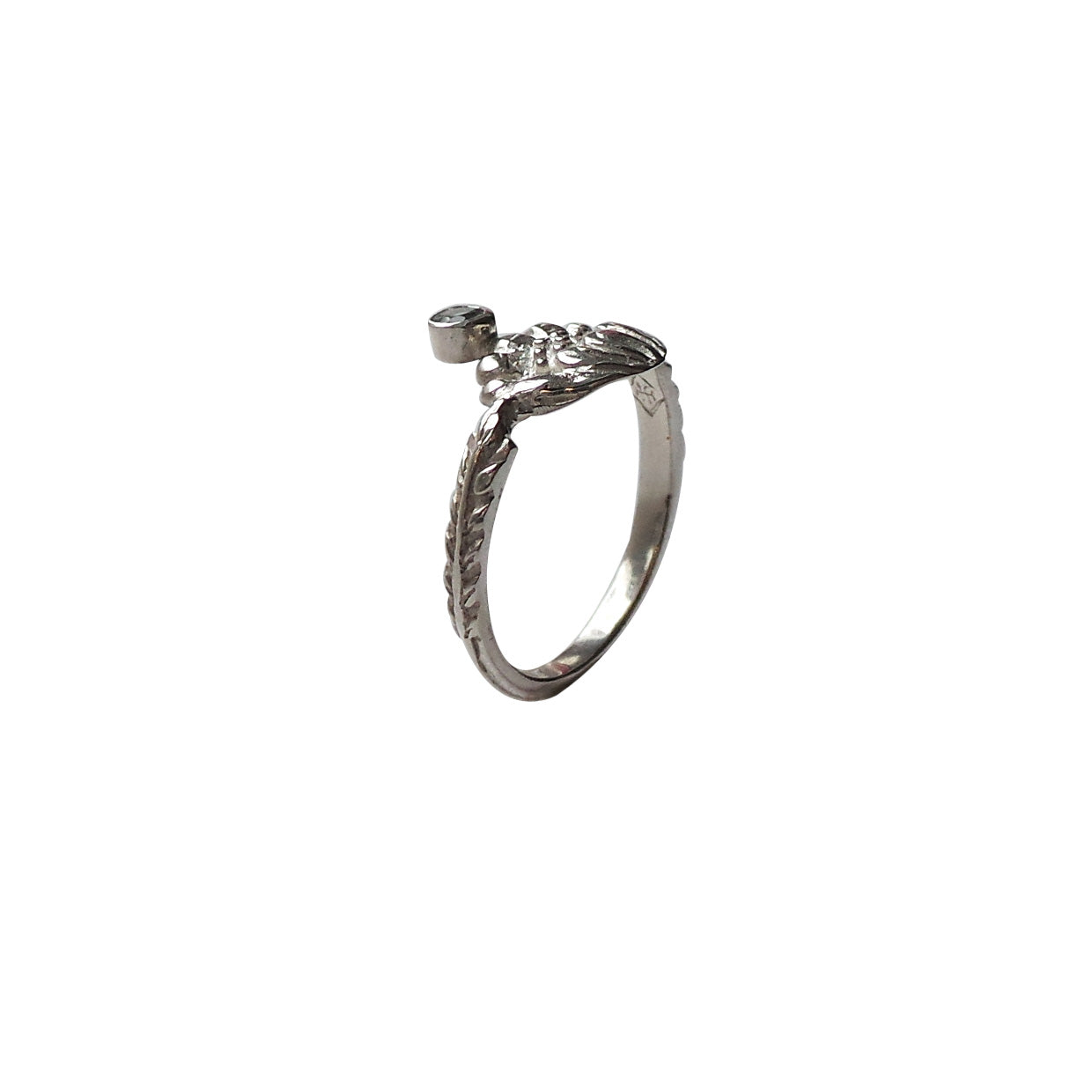 Hunt Of Hounds Adonis Flower Ring