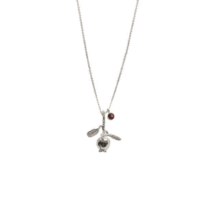 Hunt Of Hounds Pomegranate Necklace