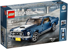 Laden Sie das Bild in den Galerie-Viewer, Ford Mustang, Crator Expert, LEGO 10265