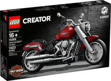 Laden Sie das Bild in den Galerie-Viewer, Harley-Davidson® Fat Boy®, Crator Expert, LEGO 10269