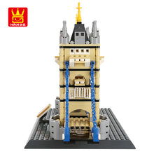 Laden Sie das Bild in den Galerie-Viewer, The Tower Bridge of London, Architect, Wange, 4219