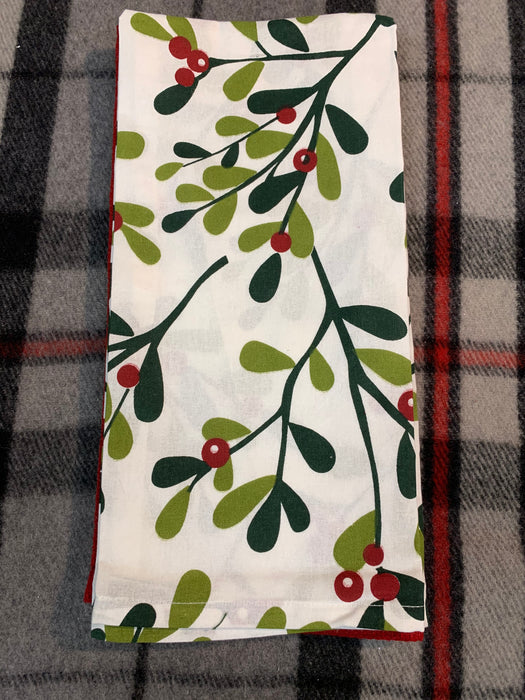 Tea Towels - Mistletoe