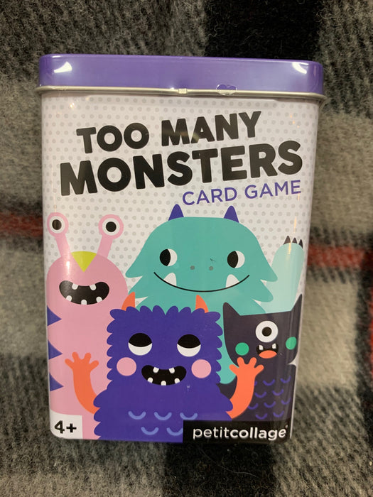 Children's Game -Too Many Monsters