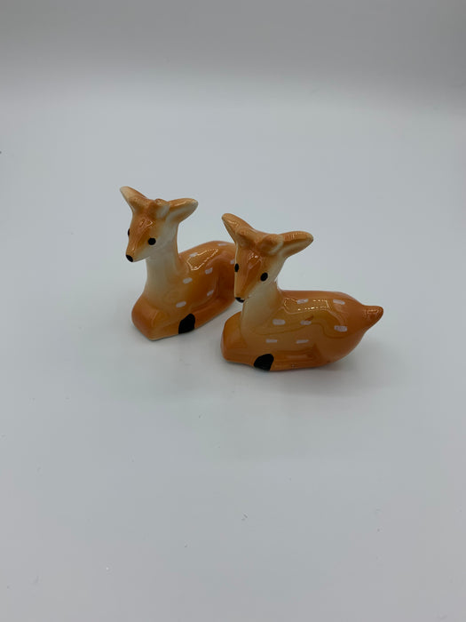 Salt and Pepper - Retro Reindeer