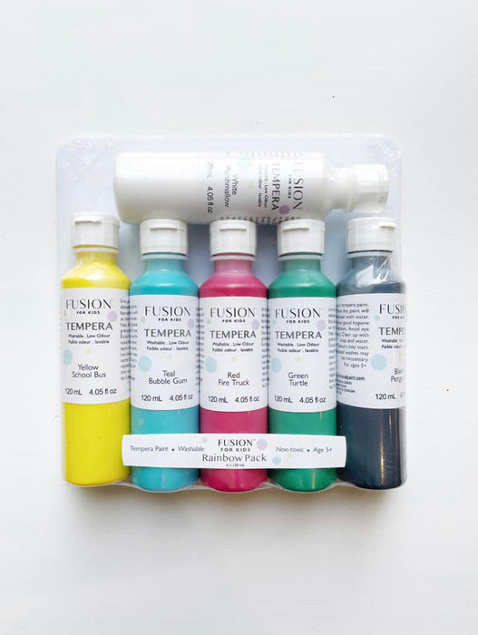 Fusion Paint - Tempera Kids Kit