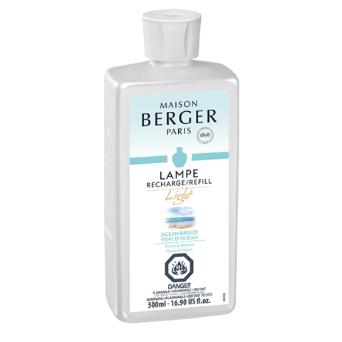 Maison Berger Lamp Refill - Ocean Breeze Light