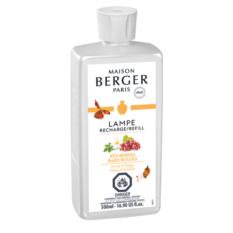 Maison Berger Lamp Refill - Red Berries