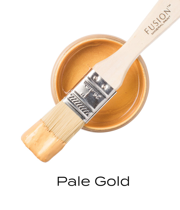 Fusion Paint - Metallic Pale Gold