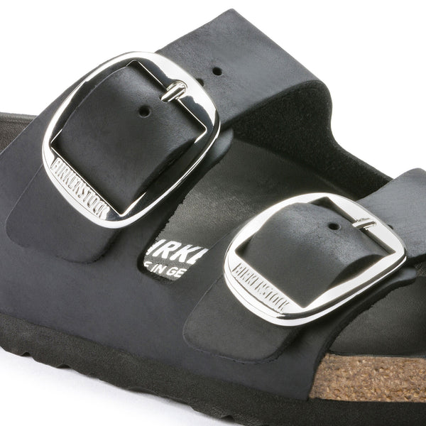 Birkenstock - Arizona Big Buckle Black 1011075