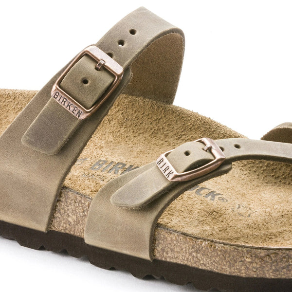 Birkenstock - Mayari Oiled Leather Tobacco 1011433