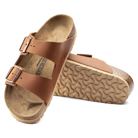 Birkenstock - Arizona Natural Leather Cognac 1015538