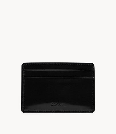 Fossil - Benedict Card Case Black