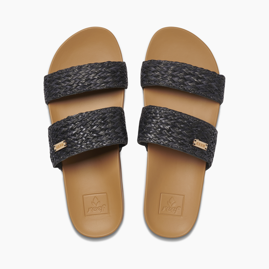 Reef - Cushion Bounce Vista Braid Black