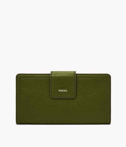 Fossil - Logan Tab Green