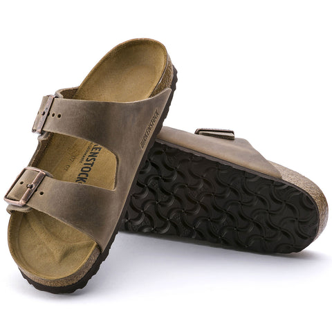 Birkenstock - Arizona Tobacco Oiled Leather 0352201