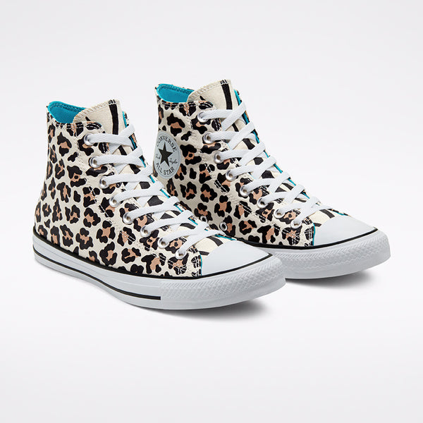 Converse - Twisted Archive Prints High Top