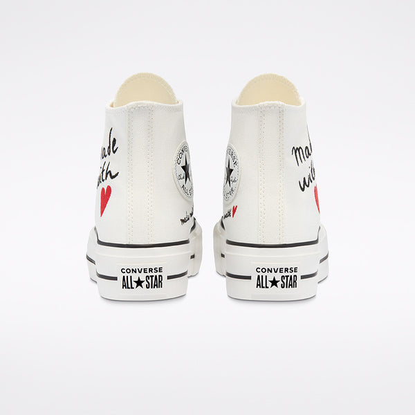 Converse - Chuck Taylor All Star Lift Vintage White