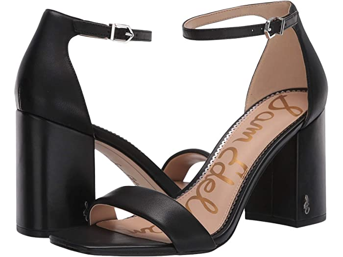 Sam Edelman - Daniella Black Leather