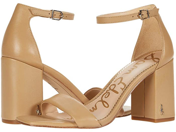 Sam Edelman - Daniella Nude Leather