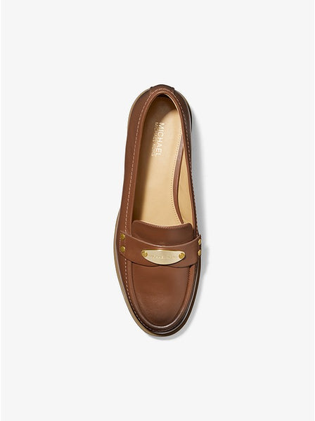 Michael Kors - Finley Loafer, Luggage