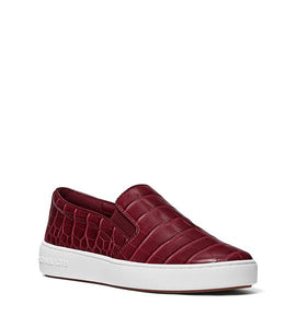 Michael Kors - Keaton Slip On Dark Berry