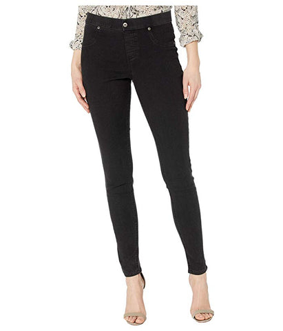 Kendall + Kylie - Zip Back Denim Leggings
