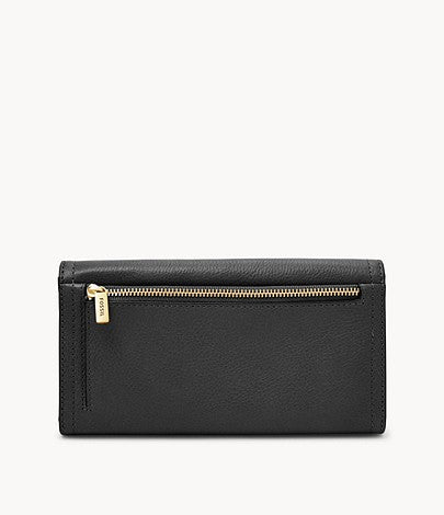 Fossil - Logan Flap Black