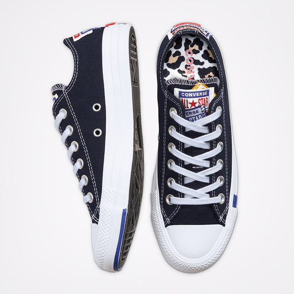Converse - Logo Play Low