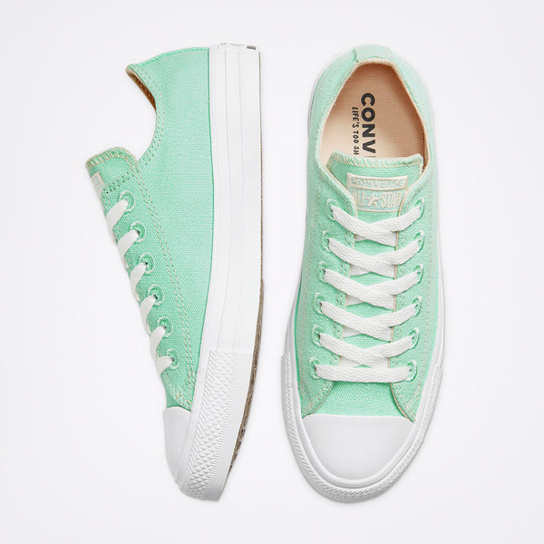 Renew Cotton Chuck Taylor All Star Low Top