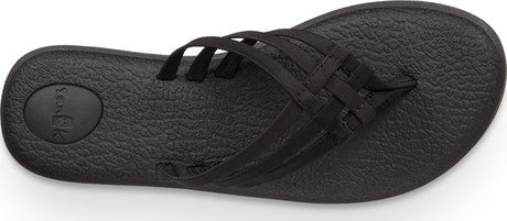 Sanuk - Yoga Salty Black