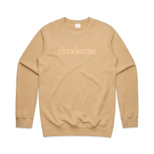Claude and Me Premium - Mens Crew
