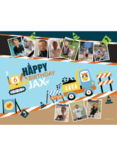 Load image into Gallery viewer, Little Digger Birthday Banners