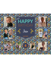 Load image into Gallery viewer, Dinosaurus Birthday Banners