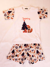 Load image into Gallery viewer, Festive Fox Unisex Set