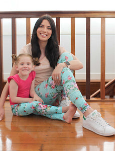 Ella Mummy and Me Leggings