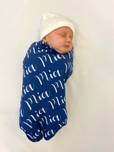 Load image into Gallery viewer, Personalised Swaddle