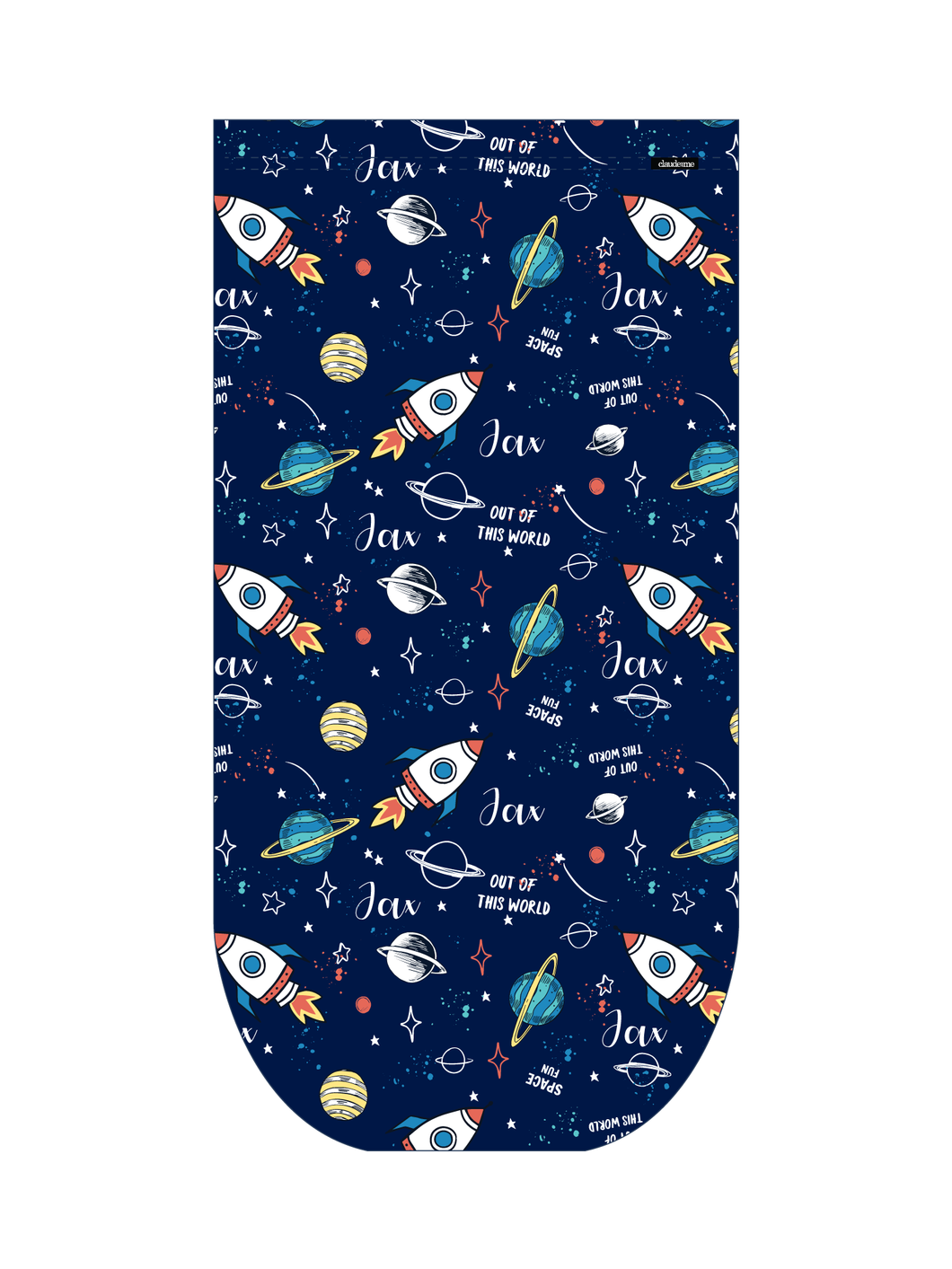 Out Of This World Swaddle