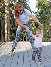 Load image into Gallery viewer, Zali Mummy and Me Leggings