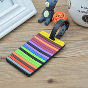 Traveler's Luggage Tag