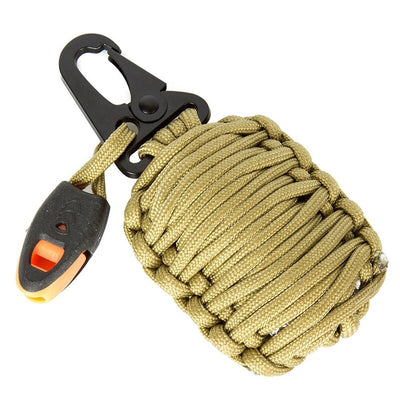 Multifunction Carabiner Paracord